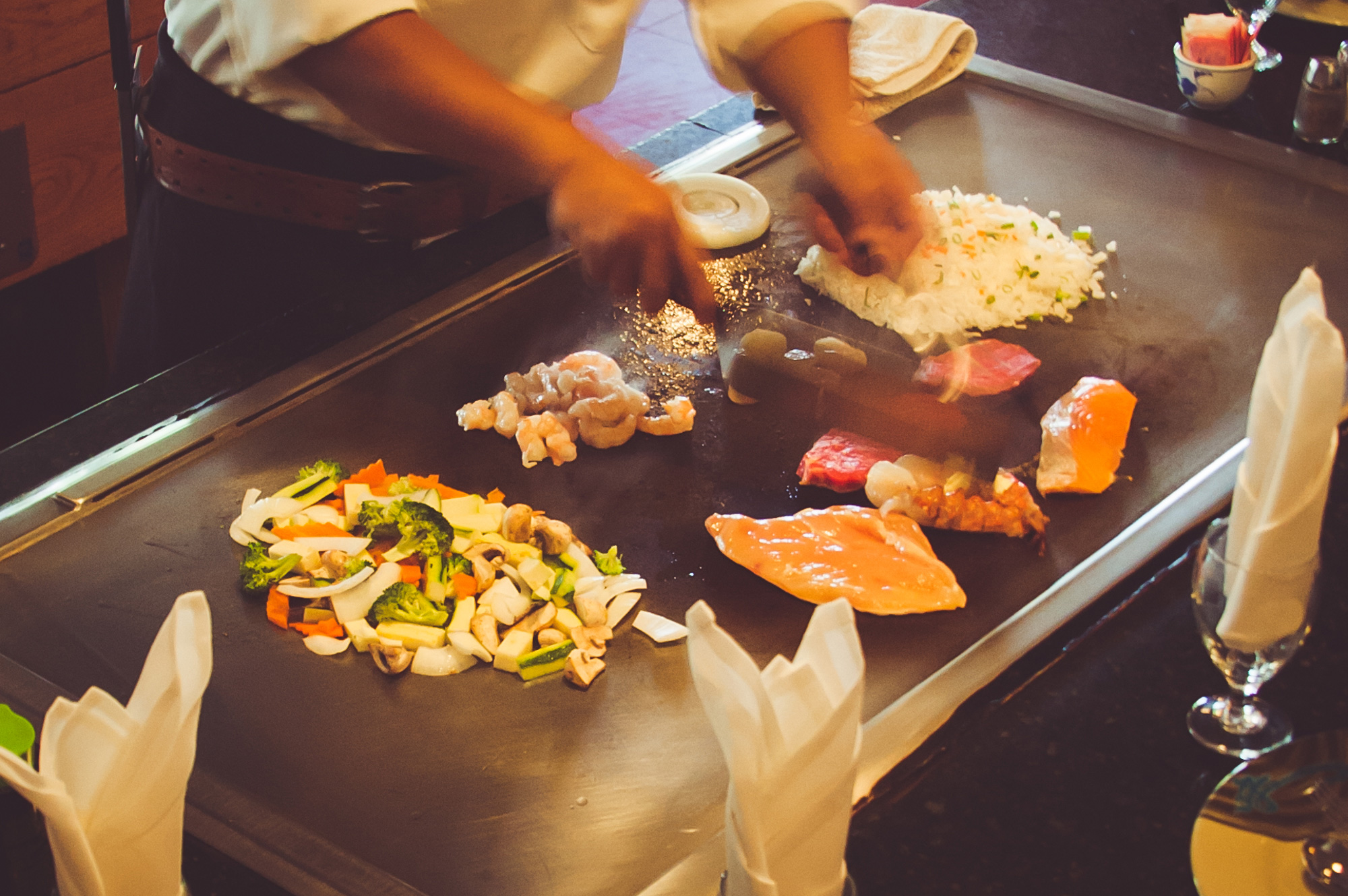 House Of Kobe Hagerstown Md Hibachi Grill The House Of